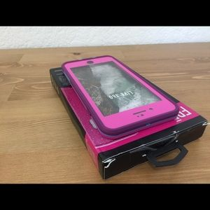 LifeProof Accessories - Case for iPhone 7/8 plus LifeProof FRE - pink